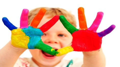 When to Teach Kids Colors? - New Kids Center