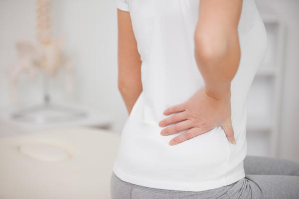 Lower backaches in early pregnancy