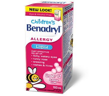 Can Babies Use Benadryl New Kids Center
