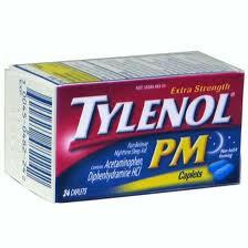 Travel Size Tylenol Pm