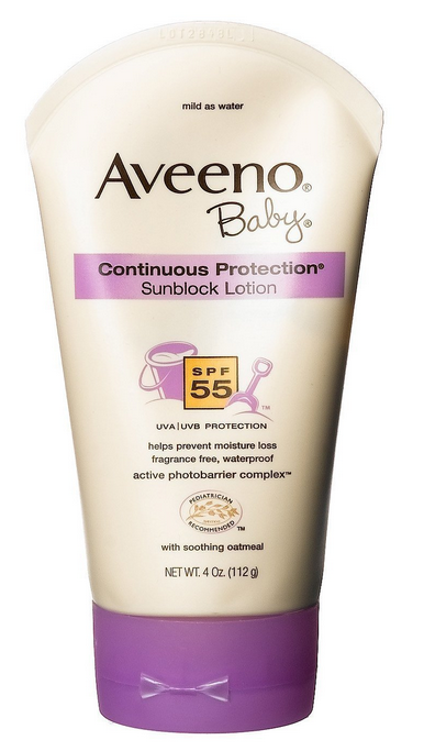 Best Sunscreen for Babies - New Kids Center