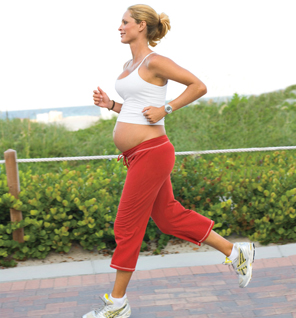 Is It Safe To Lie On Your Stomach While Pregnant Exercising