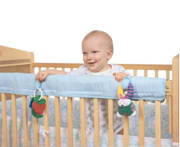 what age does a baby stop sleeping in a crib