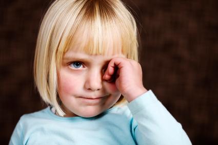 daughter eye power is increasing