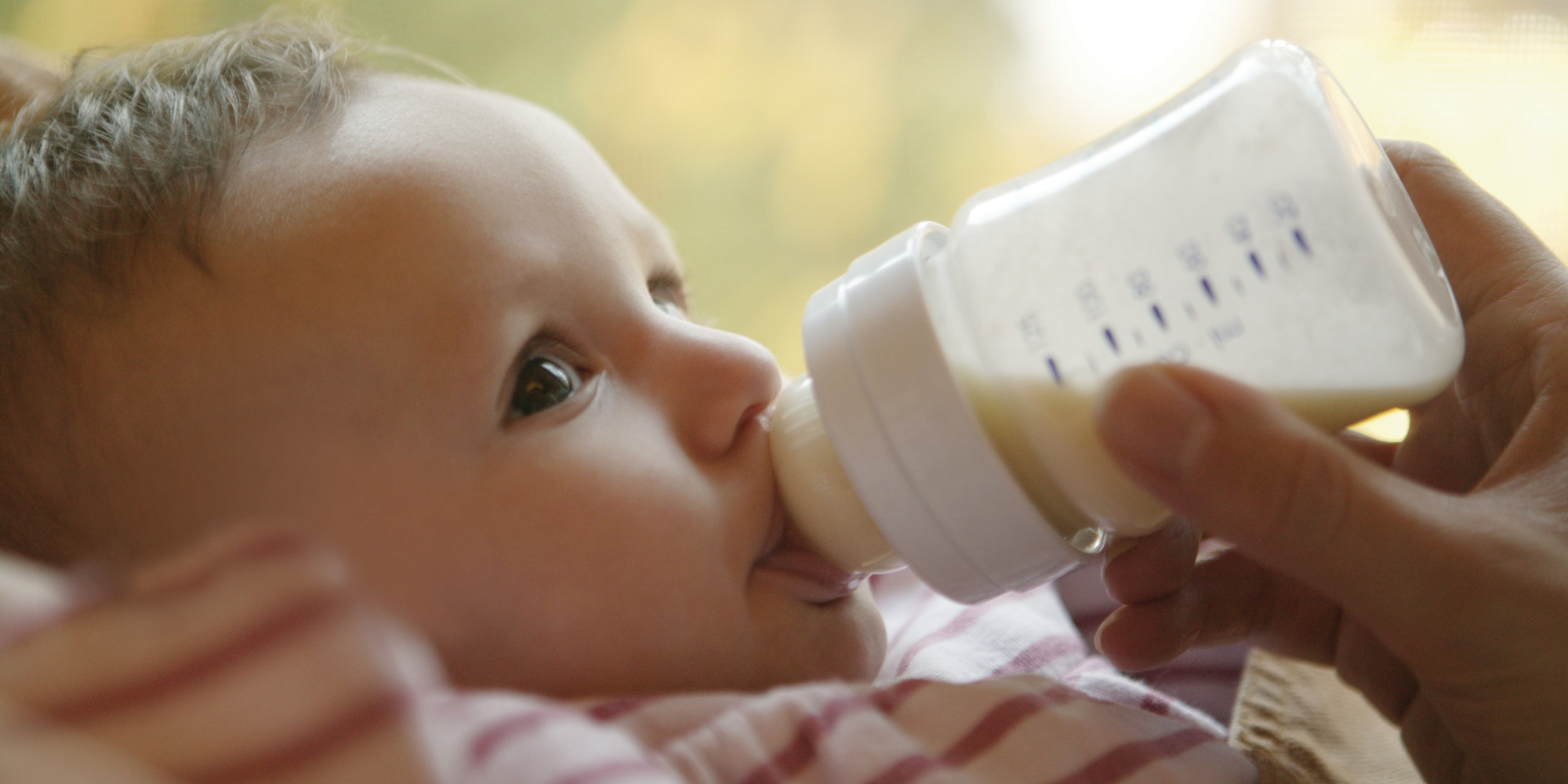 4 Things To Consider Before Switching Baby Formula