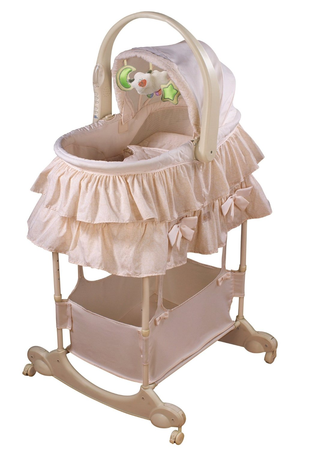 Bassinet vs. Crib - New Kids Center