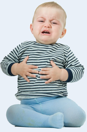 Babies That Have An Upset Stomach Or Gas Will Appear To Be Quite Uncomfortable However They Do Not Need Medical Attention It Is Advised That Parents