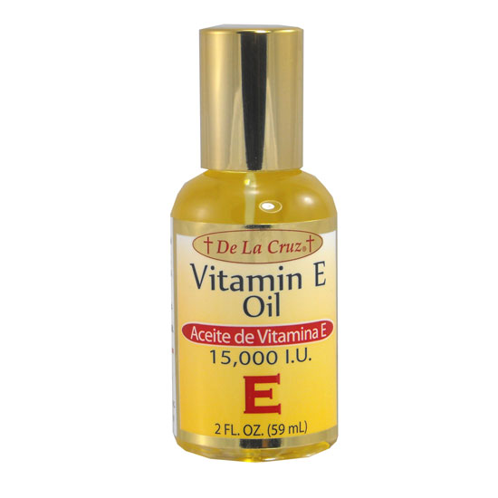 Vitamin e oil stretch marks