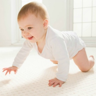 When Do Babies Start Crawling