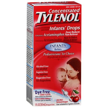 Infant Tylenol Dosage Image001
