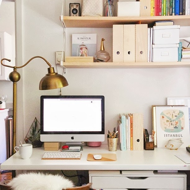 Home organization tips new kids center - Pictures of organized office desks ...