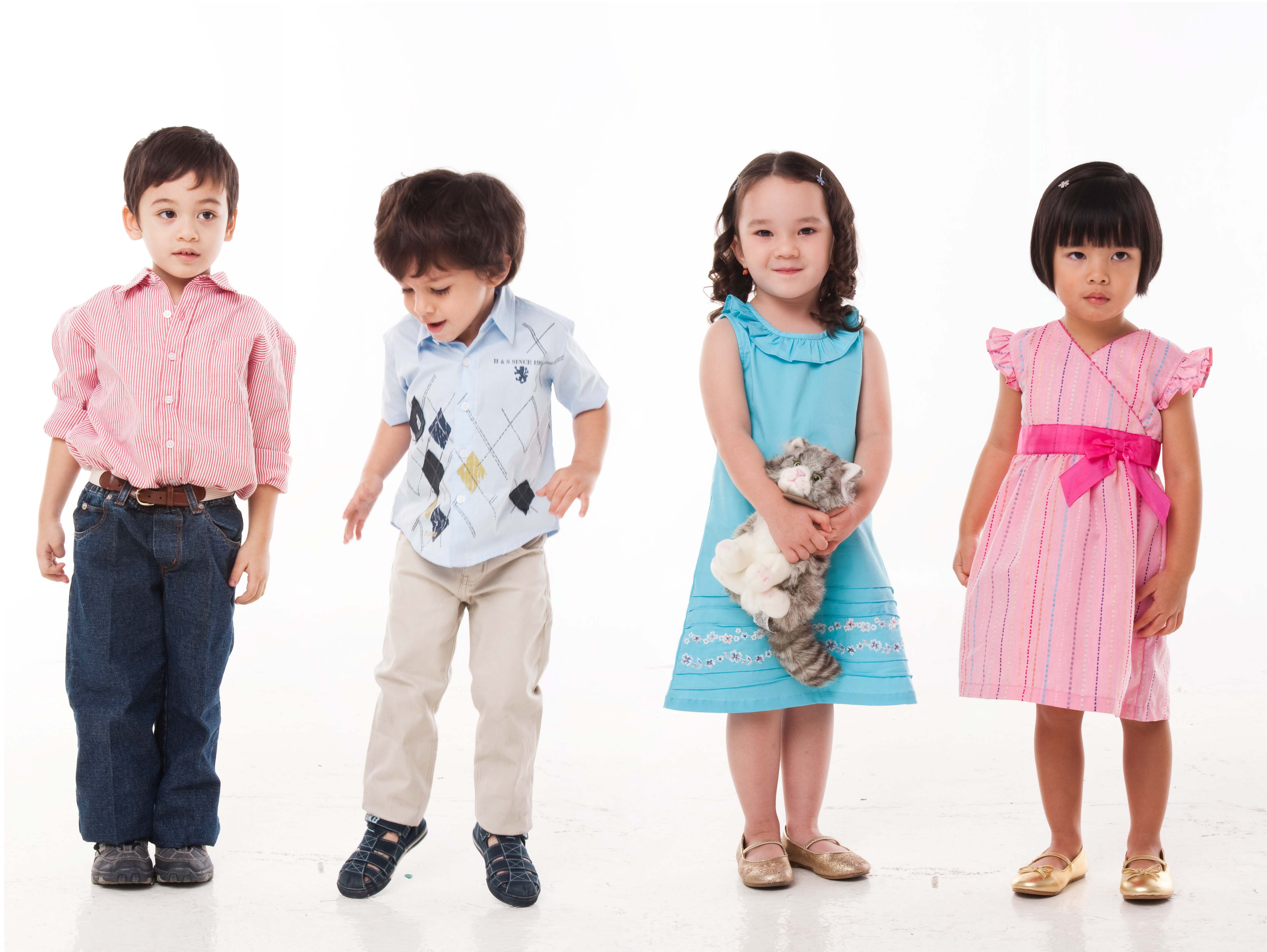 5 Best Clothing Brands for Your Kids - New Kids Center