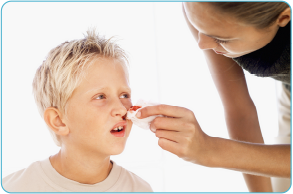 Nosebleeds in Kids - New Kids Center