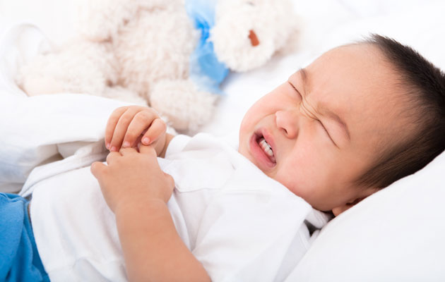 Gastroenteritis In Children With 5 Soothing Options