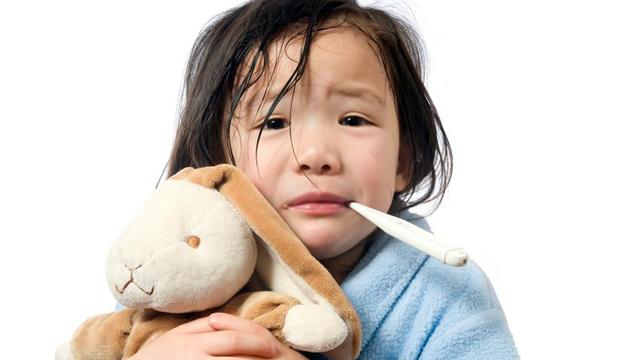 Child sick fever jpg