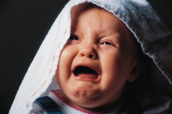 How Long Should You Let A Baby Cry