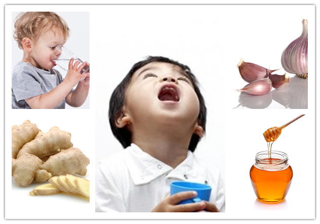 Sore Throat Remedies for Kids - New Kids Center