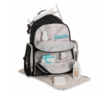 Some Pas Like The Backpack Style Diaper Bags This Bag Does Have Lots Of Pockets And Compartments There Are So Much E Makes It Convenient To