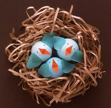 Baby Nest Home Craft Ideas