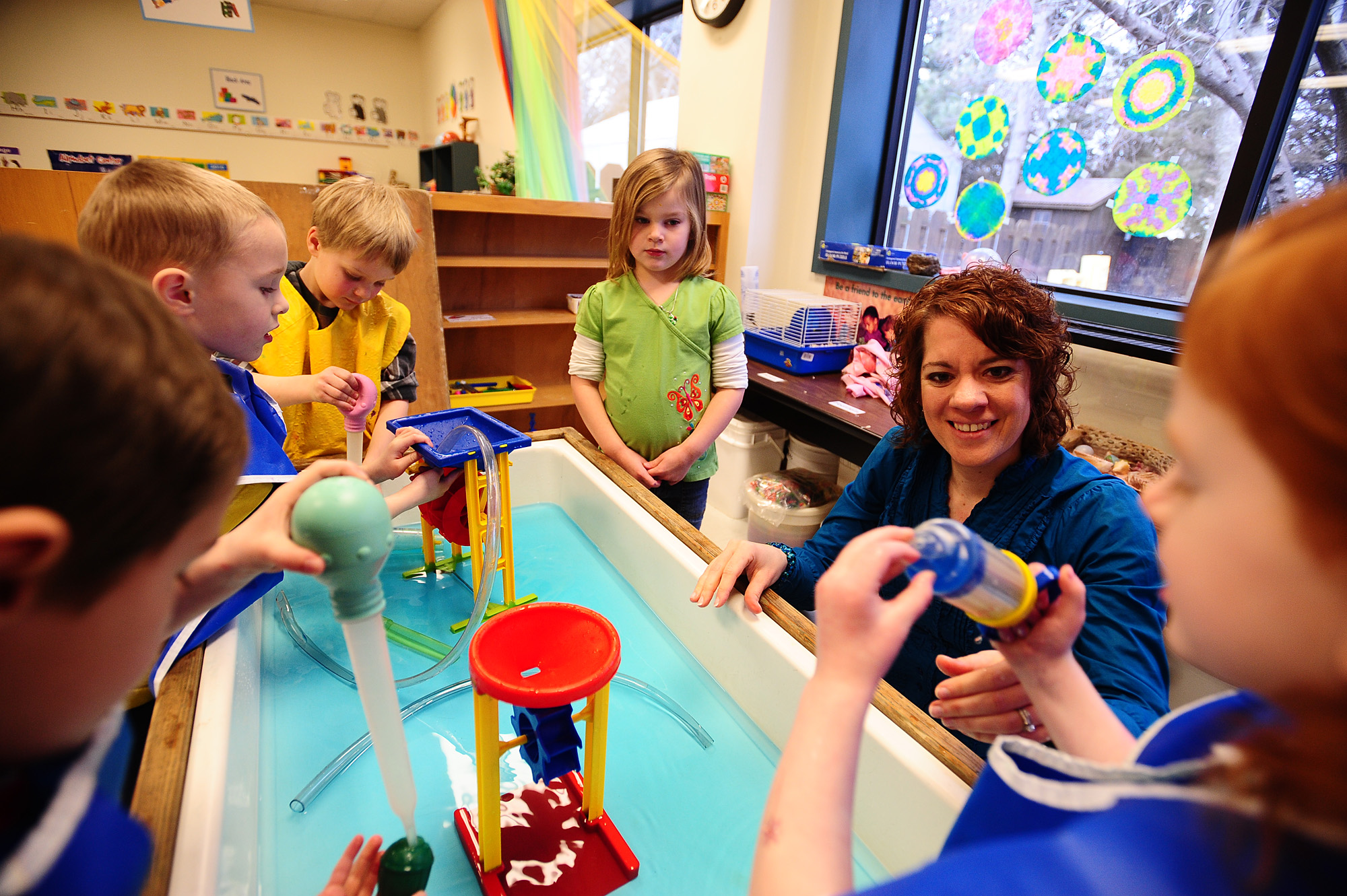 Competitive Preschools - Characteristics of a Good Preschool