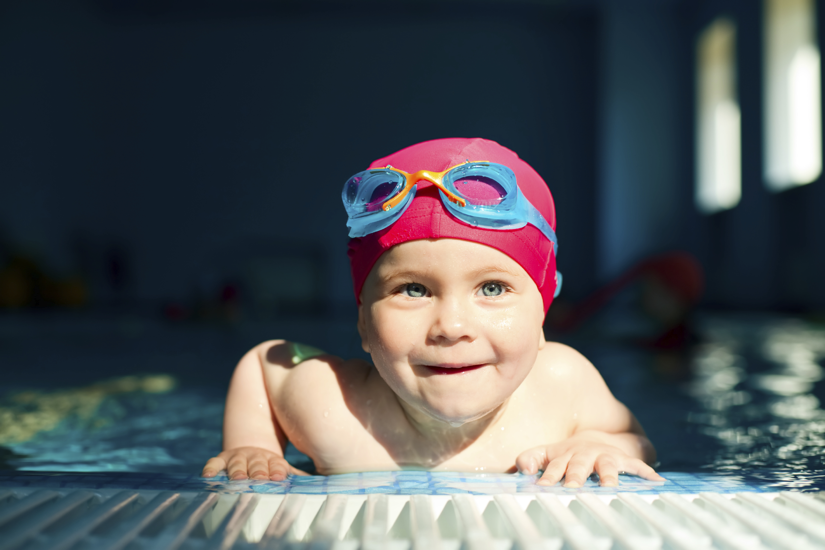 How To Teach A Child To Swim New Kids Center