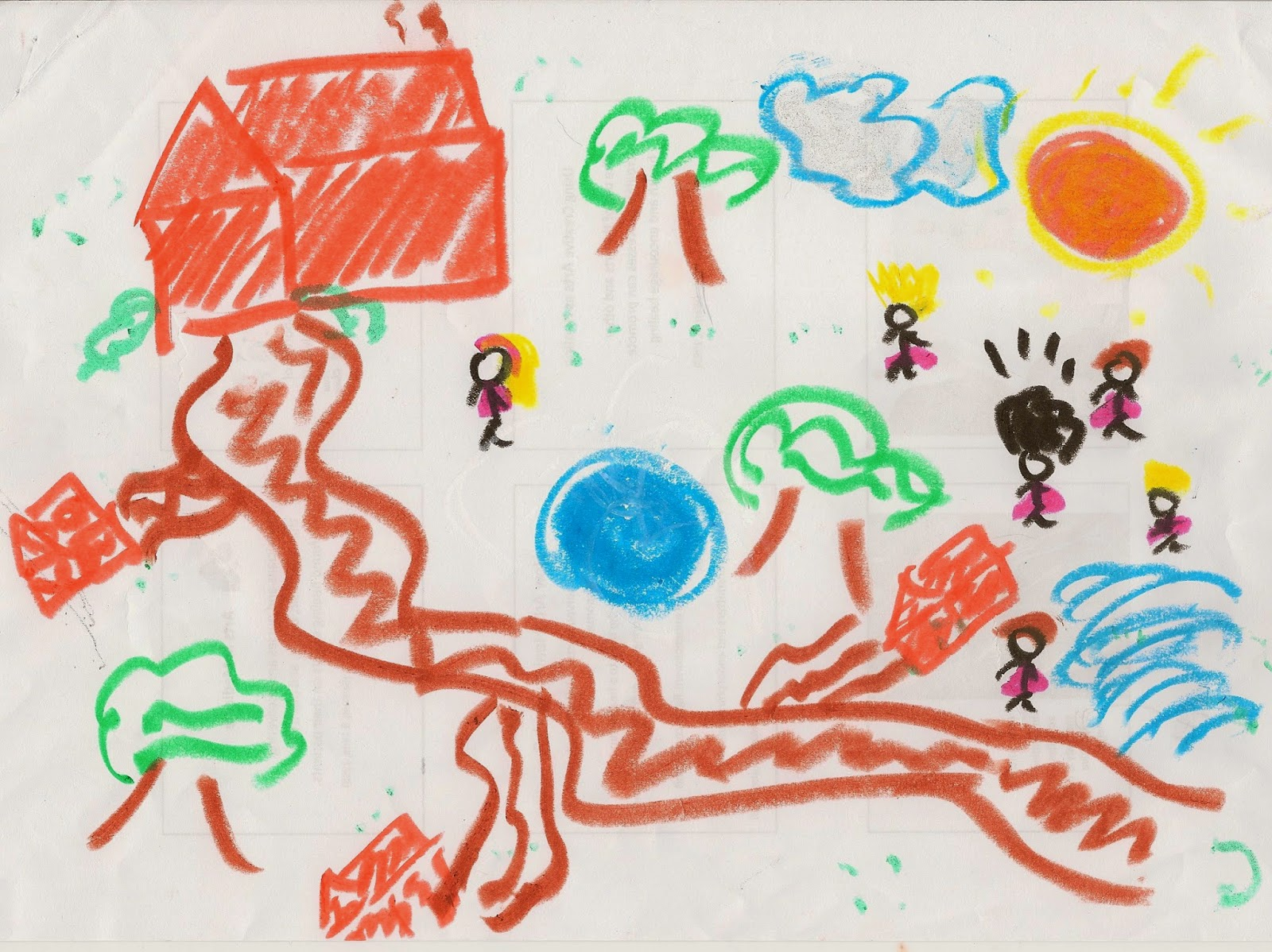 interpreting children u0027s drawings new kids center