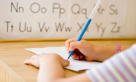 improving boys handwriting
