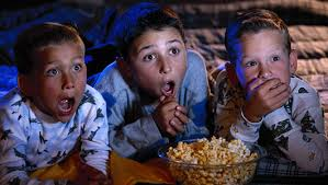 Movie Night Is A Good Idea For Birthday Party Kids This Age Are Feeling More Grown Up And Want To Have Less Childish Make Sure That The