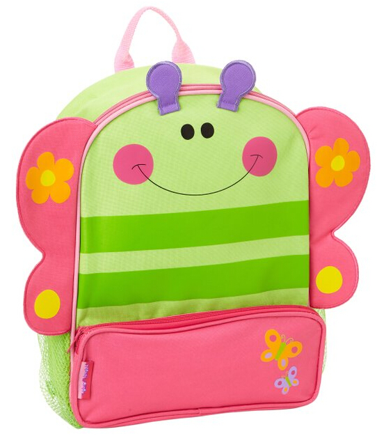 eded369366c0 The Stephen Joseph girls backpack is perfectly designed with your  kindergartener who is two and older in mind. The cute design with bold  colors is full of ...