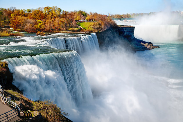 Visited By Millions Of People Each Year These Falls Are Definite State Landmarks That Will Give You The Experience