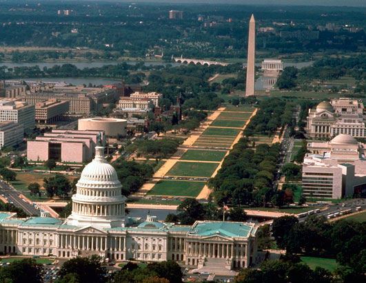 No One Can Deny This Is Of The Most Por Destinations Among All State Landmarks National Mall Centered In United States Capitol And