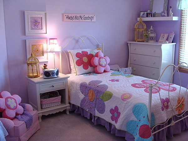 Color Is An Important Decision And It Doesnu0027t Mean You Have To Go With The  Traditional Pink Just Because You Have A Girl. You Can Paint The Walls With  Your ...