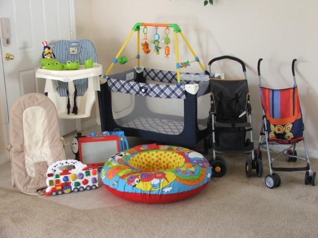 Preparing Baby New Kids Center