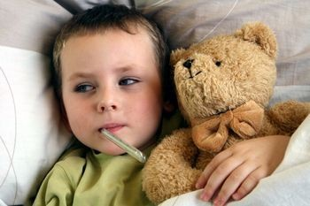 Possible Causes & Treatments for Headache and Fever in Child