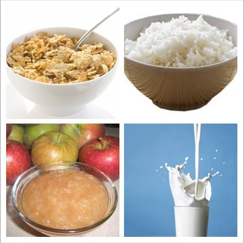 Brat Diet Food List For Toddlers