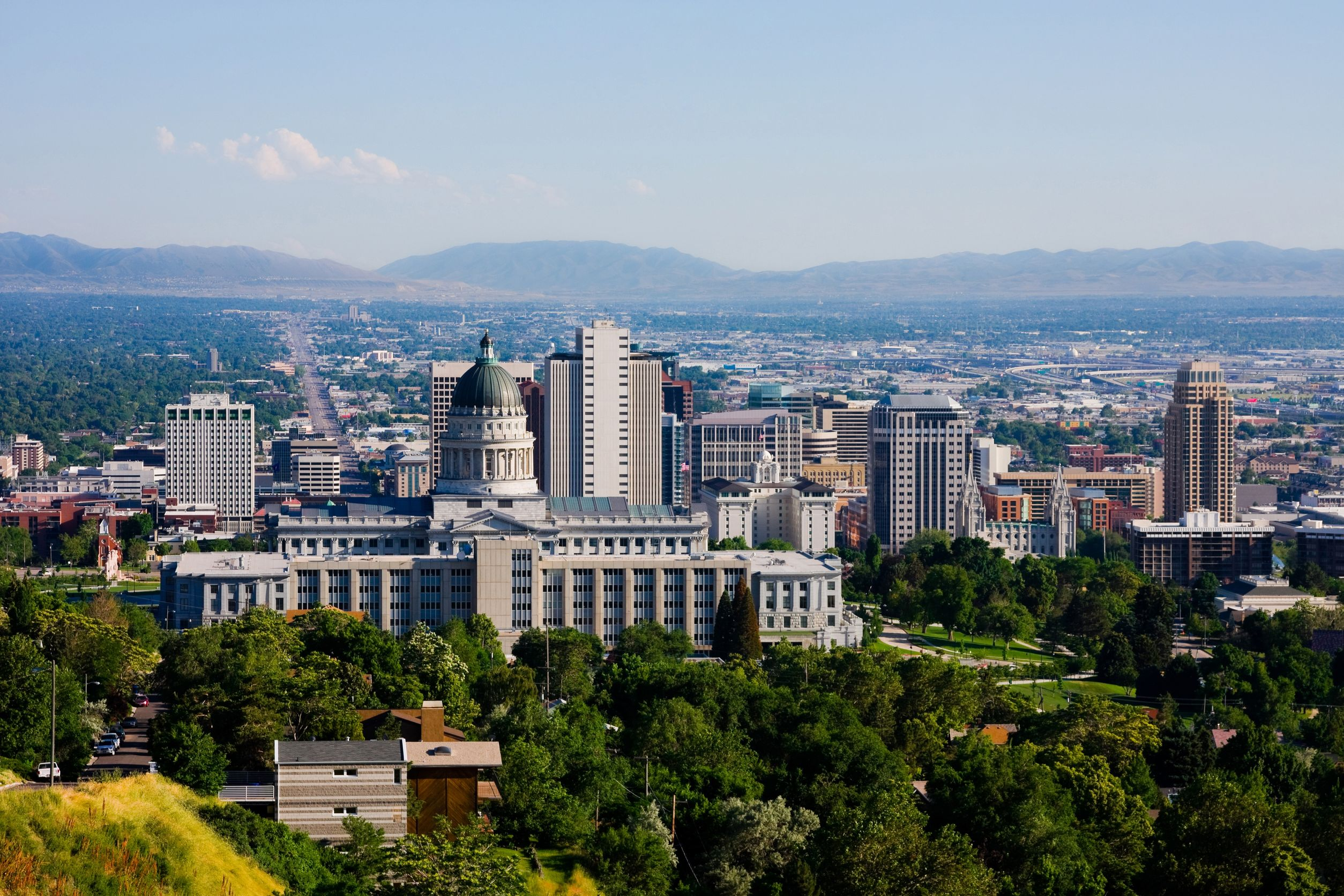 Best places to hook up in salt lake city