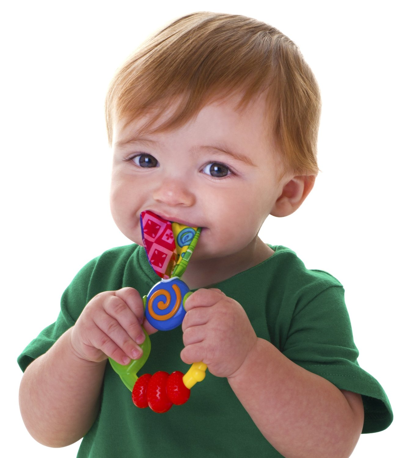 Solid Silicone Teething Ring