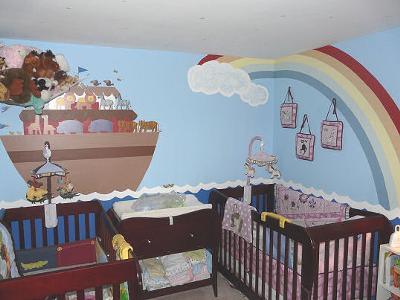 Noah S Ark Twin Bedding