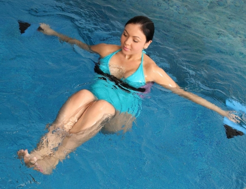 Recommended Cardio Workout While Pregnant 1 Swimming Water Exercise